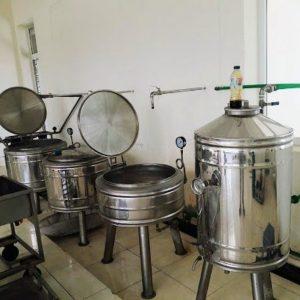 bếp lò hơi quân đội